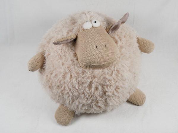 Peluche mouton boule