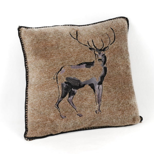 Coussin Cerf