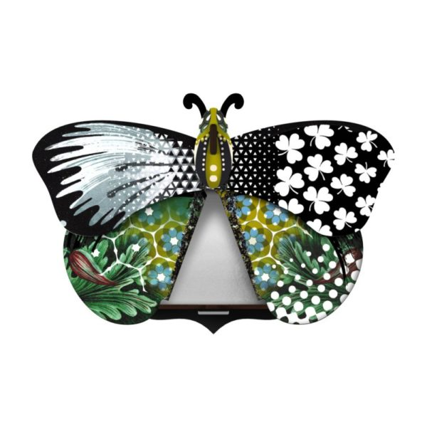 Papillon avec miroir