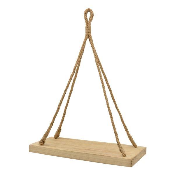 Suspension en bois