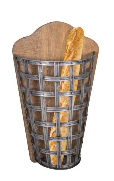 Corbeille à pain murale