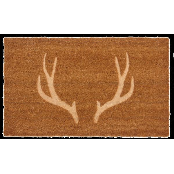 Paillasson bois de cerf