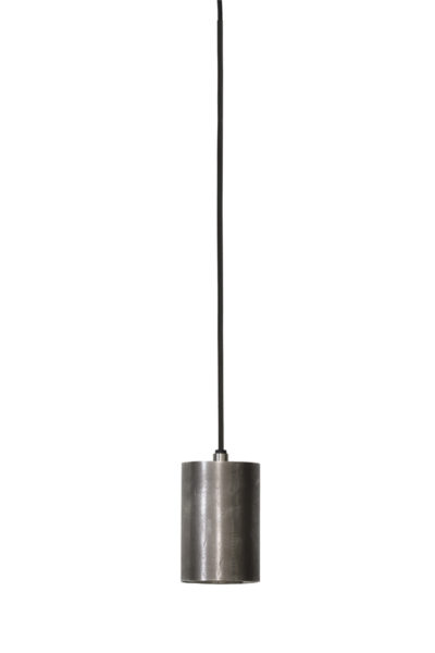 Suspension tube en métal