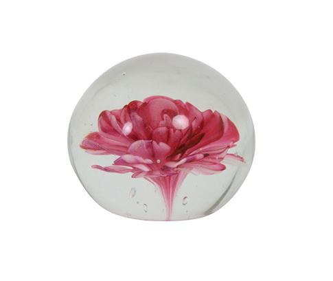 Sulfure fleur rose