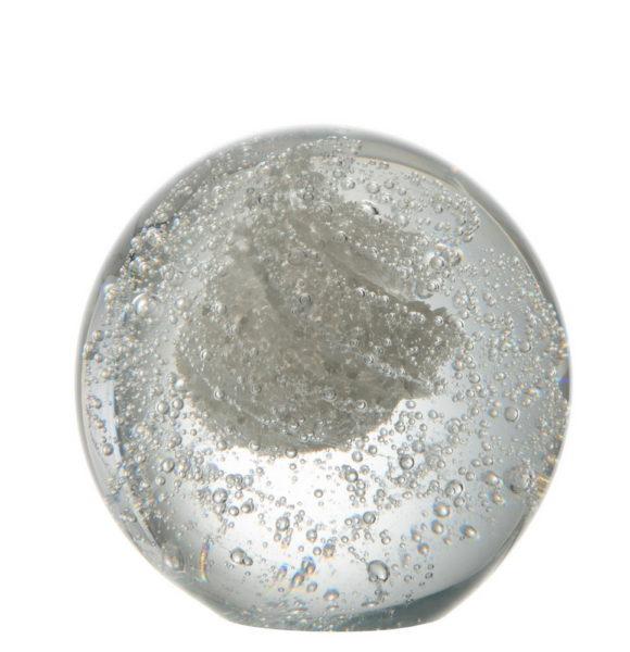 Sulfure bulles transparente