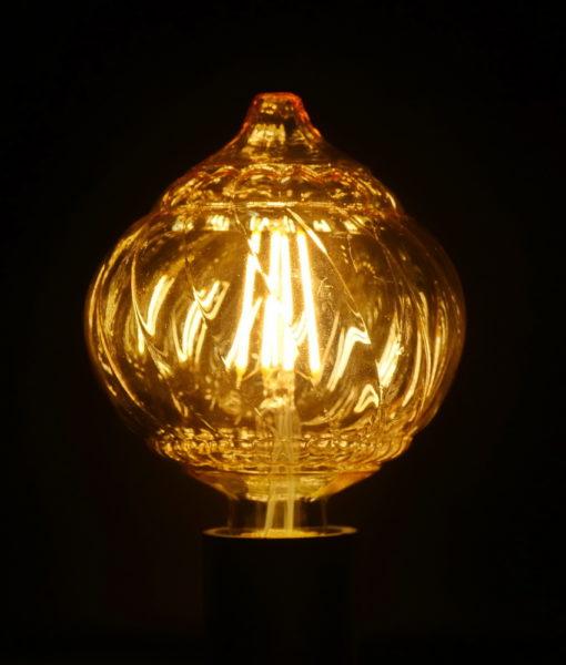Ampoule déco baroque