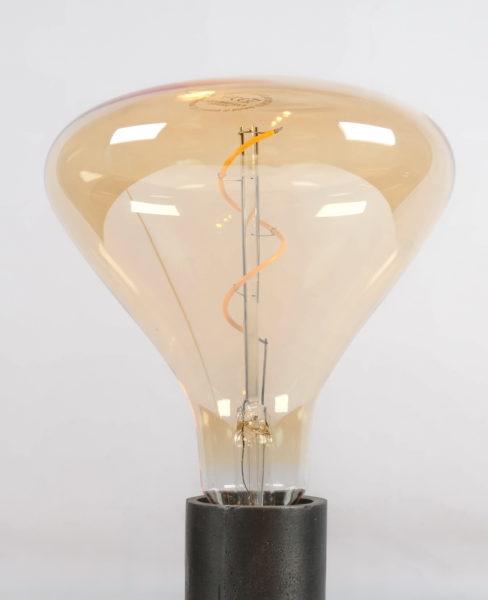 Ampoule déco ambrée triangulaire